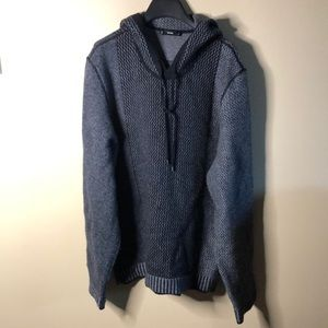 Vince cashmere blend hoody